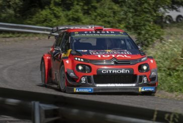 Versatility Challenge for the C3 WRC