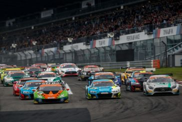 ADAC GT Masters – Bortolotti and Engelhart with second win of season at Nürburgring