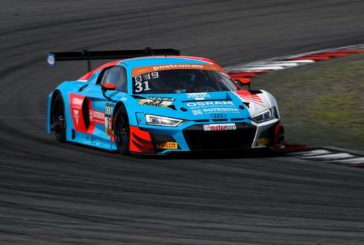 Two races, two podiums: Patric Niederhauser extends championship lead