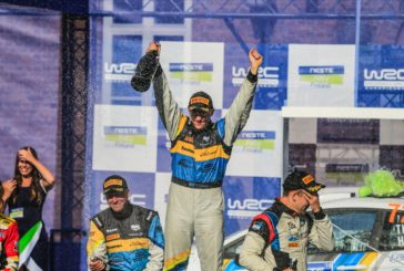 Tom Kristensson became the first double winner of the 2019 FIA Junior WRC Championship