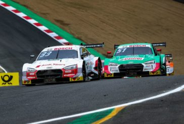 Four in the top five: Audi strong on the island
