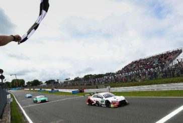 """Super Sunday"" for Audi in the DTM at Brands Hatch"