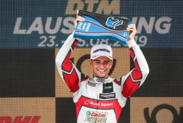 DTM –  Gap reduced: Nico Müller celebrates second DTM victory this season