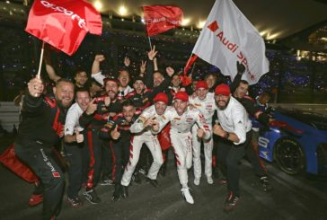 Audi Sport wins 10 Hours of Suzuka