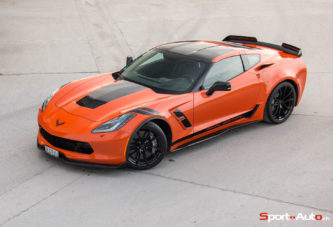 Essai – Chevrolet Corvette Grand Sport Final Edition
