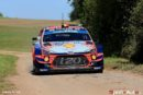 WRC – Hyundai Motorsport is just 2.8-seconds from the lead of Rallye Deutschland