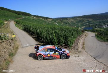 WRC – Thierry Neuville secured three stage wins on the final morning – including the Power Stage – underscoring the progress on tarmac