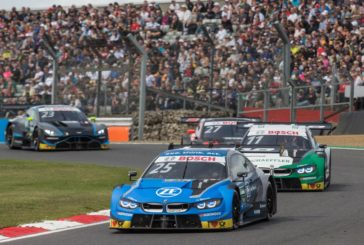 DTM – Philipp Eng finishes fifth on a difficult Sunday for BMW at Brands Hatch