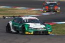 Marco Wittmann and Philipp Eng reach the top ten at the 500th race in the history of the DTM