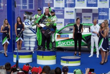 WRC – Škoda fabia R5 evo driver Rovanperä wins WRC 2 Pro category at home game