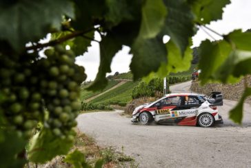 Toyota Yaris WRC ready to master the varied roads of Germany