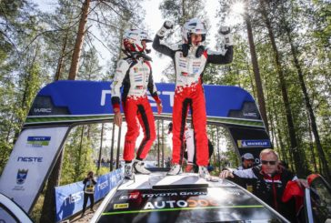 WRC – Tänak and the Toyota Yaris WRC score another Finland win