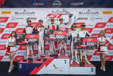 Blancpain GT World Challenge Asia – Alexandre Imperatori and Panther/AAS Porsche keeps title hopes alive by winning Race 2 in Korea
