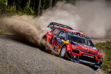 WRC – The C3 WRC fight for the lead with Lappi-Ferm