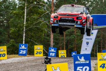 WRC – Citroen's Flying Finns grab second place !