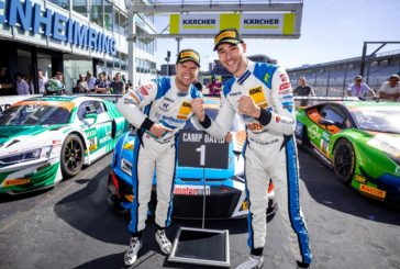 Patric Niederhauser is 2019 ADAC GT Masters champion