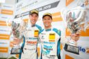 ADAC GT Masters – First match ball for Patric Niederhauser and Kelvin van der Linde at Hockenheim
