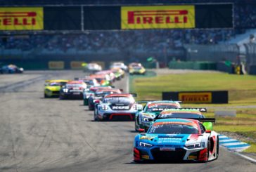 Showdown at the Sachsenring: Titles to be decided at ADAC GT Masters finale