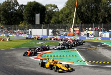 FIA Formula 2 –  Aitken fires to third F2 win in Monza Sprint