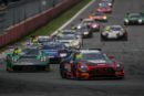 Five-way GT3 title battle to be settled in Shanghai