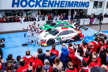 Crowning event for Audi champions: DTM finale with F1 World Champions and three Japanese brands