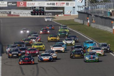 GT4 European Series – Bullitt Racing wins at the Nürburgring, titles to be decided on Sunday