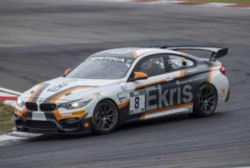 GT4 European Series – Ekris Motorsport wins final race at Nürburgring, Knap and Udell win Silver Cup drivers' title