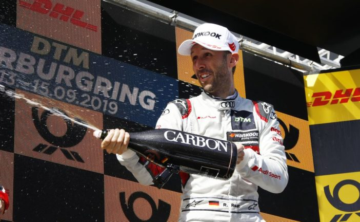 The power of two: Rast powers to second DTM title