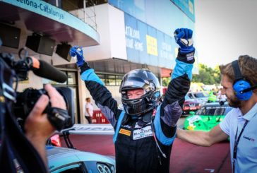 Remenyako wins action-packed Blancpain GT Sports Club Saturday race one in Barcelona as Moller Seals Title