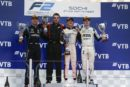 Fia Formula 2 –  De Vries storms to Championship title with Sochi Feature Race victory