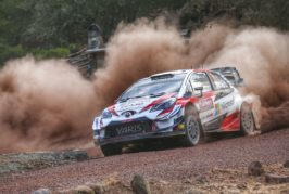 WRC – A Power Stage win and crucial points for Toyota Gazoo Racing