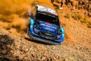 WRC – Suninen shows speed and srenght