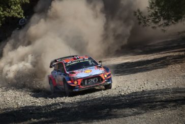 WRC – Third place for Andreas Mikkelsen and Anders Jæger-Amland
