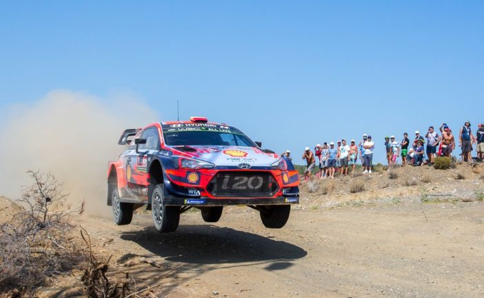 WRC – Hyundai Motorsport has maintained a provisional podium position despite another day of ups and downs in Rally Turkey
