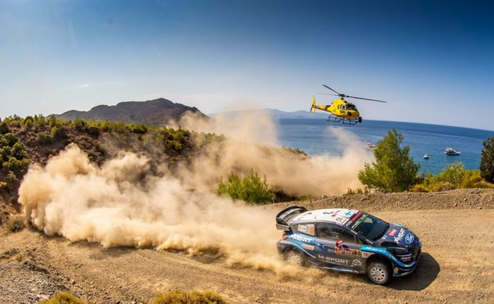 WRC – Suninen secures fourth
