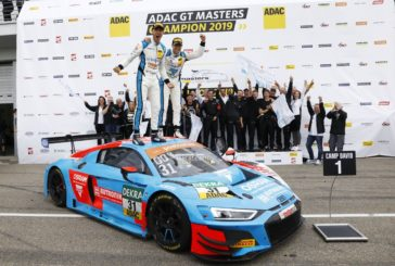 Perfect end to ADAC GT Masters season for Patric Niederhauser