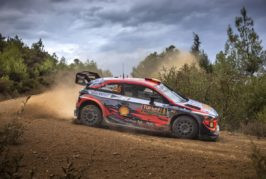 Hyundai Motorsport signs WRC contract extension with Dani Sordo