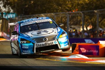 Supercars – Garry Jacobson claims career-best finish on the Gold Coast