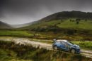 WRC – The welsh dragon shows his speed