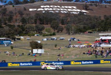 Supercars –  Rick Kelly sets his quickest ever lap around Mount Panorama