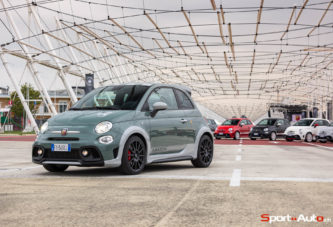 Essai – Abarth 695 70th Anniversary