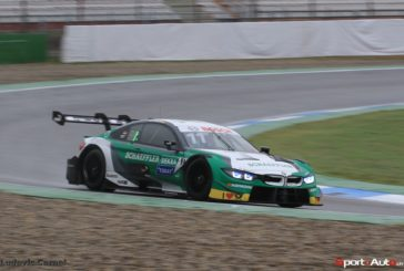 Podium for BMW and Marco Wittmann to start DTM finale weekend – four BMW drivers in the points at Hockenheim