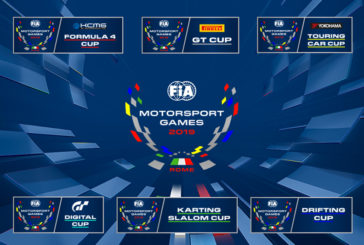 Final preparations underway for inaugural FIA Motorsport Games