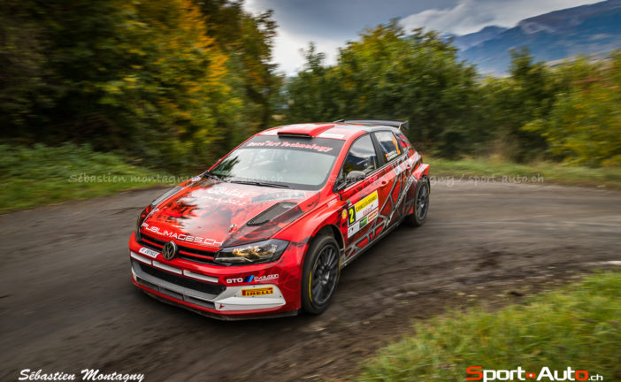 Rallye international du Valais 2019 – Les Photos Sport-Auto.ch