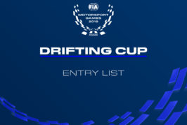 Drifting Cup confirms full 24-car field for FIA Motorsport Games