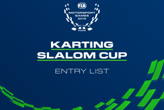 Karting Slalom Cup attracts 28 entries for inaugural FIA Motorsport Games