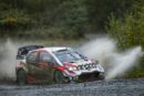 WRC – Toyota Yaris WRC leads the way in Wales