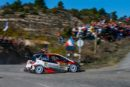 Tänak closes in as the Toyota Yaris WRC shows its asphalt speed