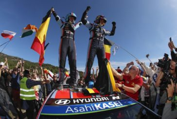 WRC – Thierry Neuville claimed his third win of the season