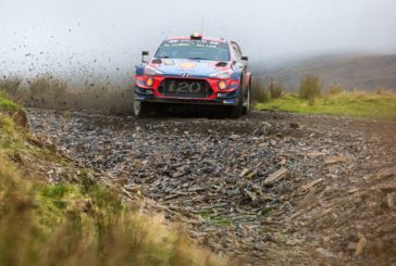 Thierry Neuville will head into the final day with an 11-second deficit to the rally lead after taking two stage wins on Saturday afternoon